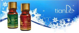 tianDe | masážní oleje